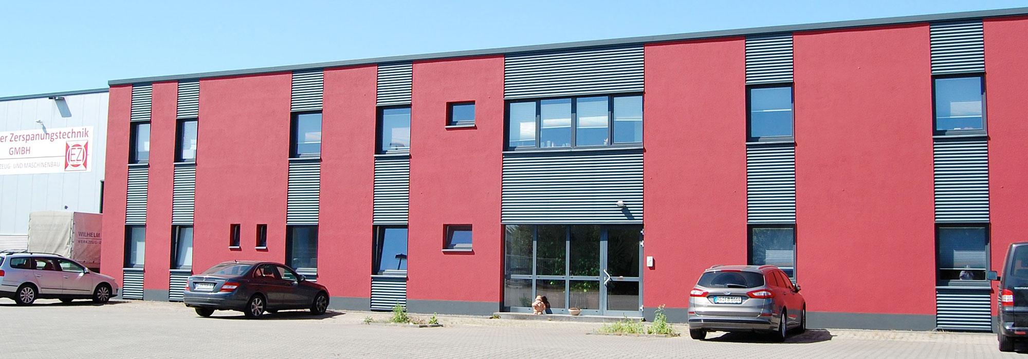 Header building your future Industriebau