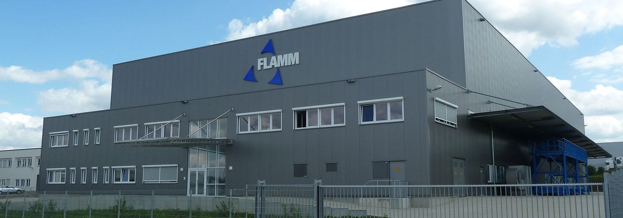 Header Gebäude Gewerbebau Produktion Bauherr
